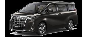 Toyota Alphard Luxury